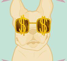 Dogs & Cash by Scribble-Rapo