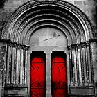 Red Doors to Hell by TheRoacH