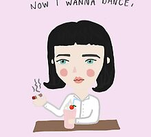 mia wallace by Bethany Rose