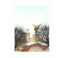 Kiev - Angels Of Kiev Art Print