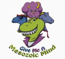 You can keep your Cenozoic  Kids Tee