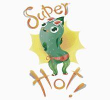 Super Hot! Baby Tee