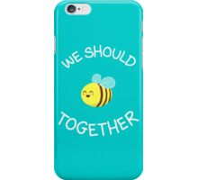 A bug's love life! iPhone Case/Skin