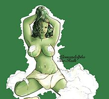 She - Hulk by shakeer