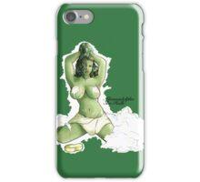 She - Hulk iPhone Case/Skin
