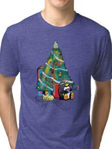Christmas 2013 Tri-blend T-Shirt