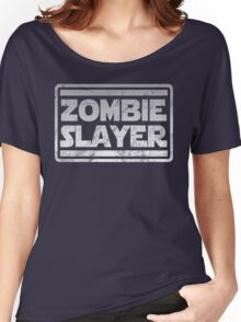 Zombie Slayer Women's Relaxed Fit T-Shirt