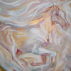 White Horse by Tracy Manning