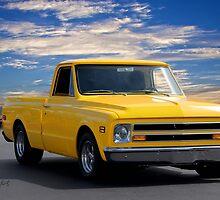 1968 GMC 'Jimmy' Pickup Truck by DaveKoontz