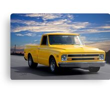 1968 GMC 'Jimmy' Pickup Truck Metal Print