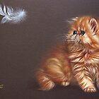 Feathers & creatures by Elena Kolotusha