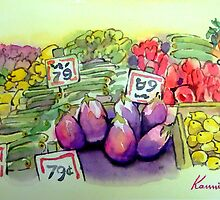 2008 Vegetables by BuaS