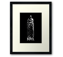 The kidrex Framed Print