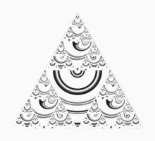 Sierpinski X by Rupert Russell
