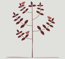 birds on tree by Alejandro Durán Fuentes