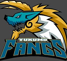 Yukumo FANGS by FuranSan