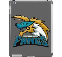 Yukumo FANGS iPad Case/Skin