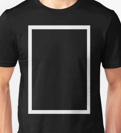 THE 1975 - WHITE RECTANGLE Unisex T-Shirt
