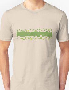 green dots Unisex T-Shirt