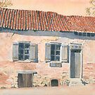 The old clogmaker's house by ian osborne