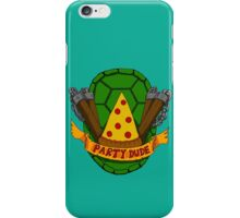 Party Dude iPhone Case/Skin