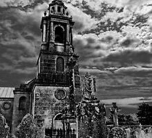St George's Church & graveyard by buttonpresser