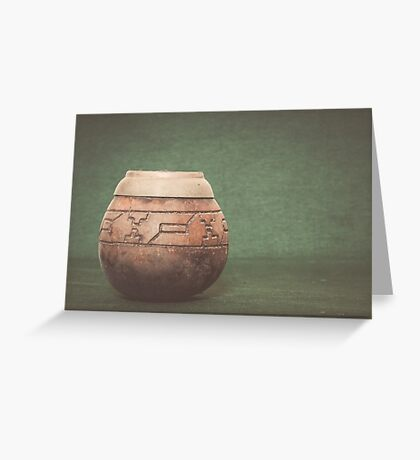Mate cup Greeting Card