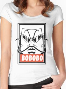Bobobey Women's Fitted Scoop T-Shirt