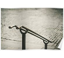 Handrails Poster