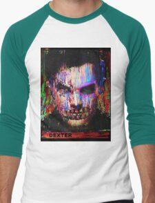 Dexter Morgan.The Quiet Ones. Men's Baseball ¾ T-Shirt