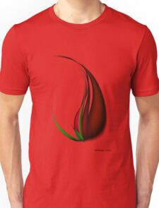 Just a Simple Rose Unisex T-Shirt