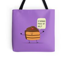 Trouble Caker! Tote Bag