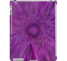 Purple Psychedelic  iPad Case/Skin