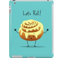 Let's Roll! iPad Case/Skin