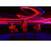 Trooper Dance Party Photographic Print