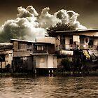 Bangkok Clongs by Dane Walker