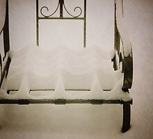 Snow Chair by golfnut10