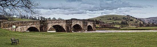 Burnsall Bridge by Kurt  Tutschek