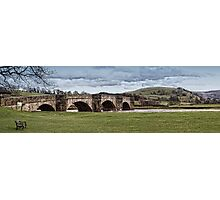 Burnsall Bridge Photographic Print