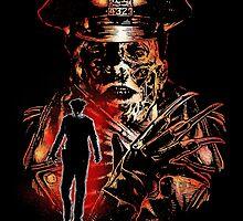 The Nightmare Police by barmalisiRTB