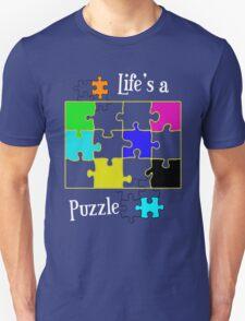 Life's a Puzzle T-Shirt