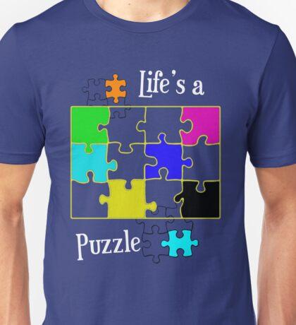 Life's a Puzzle Unisex T-Shirt