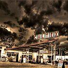 Caltex, Service Station, Australia by Dane Walker