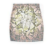 Diatomaceous Quilt Pencil Skirt