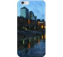 City by the Water iPhone Case/Skin