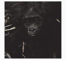 West Lowland Gorilla Baby Kids Tee
