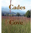 """Cades Cove""... prints and products by © Bob Hall"