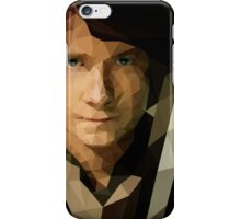 Bilbo Baggins - low poly iPhone Case/Skin
