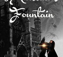 Digital Book Cover ~ Aurelia's Fountain by Tracy Deptuck