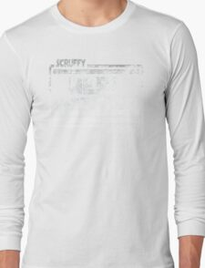 Scruffy Looking Nerf Herder Long Sleeve T-Shirt